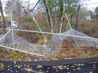 Arrow Fence repairs commercial and residential fences